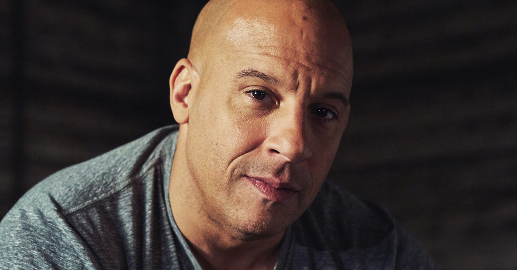 Styles Q. and A.: The Vin Diesel Formula: Brains, Brawn ...
