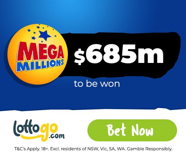 US MegaMillions Bet