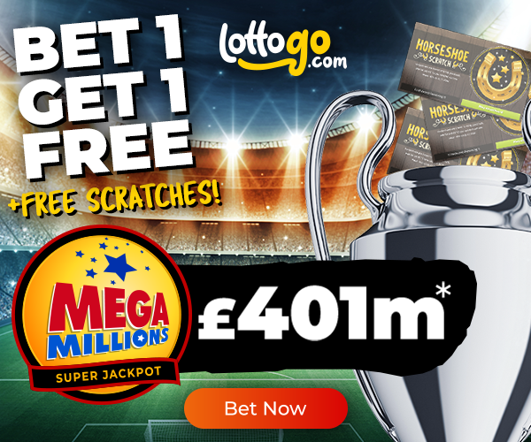 Champions League Special: Bet 1, Get 1 Free on tonight's £401
