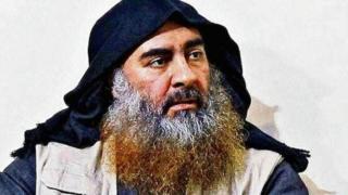 Former IS leader Abu Bakr al-Baghdadi (pictured) was killed in a US raid in Idlib province in October
