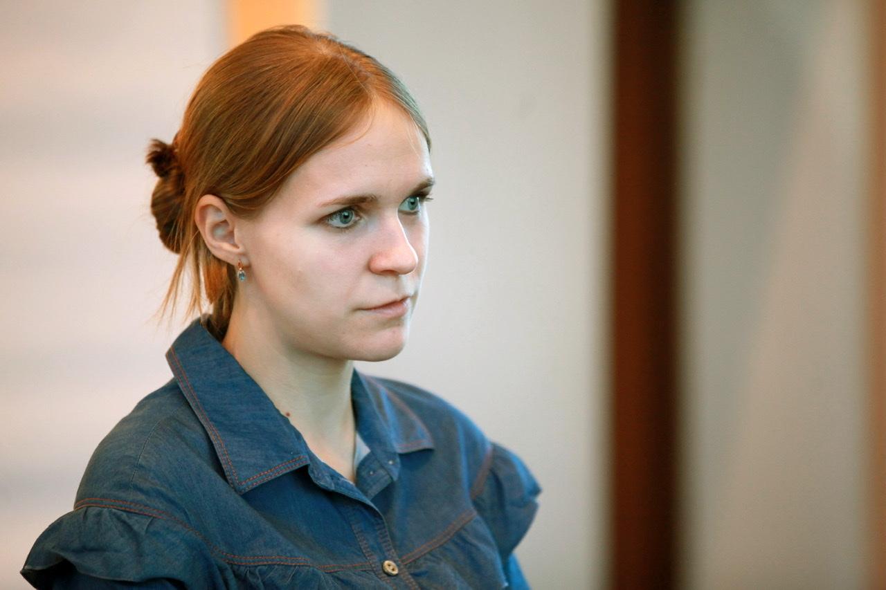 Elizaveta Oleskina
